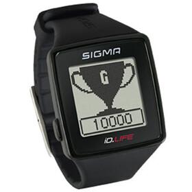 SIGMA SPORT ID.Life Monitor de frecuencia cardíaca, black
